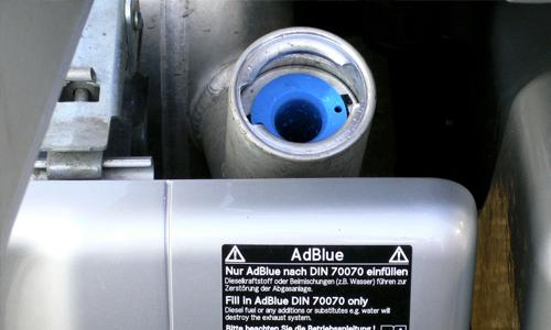 Ibama faz operação para fiscalizar uso de antipoluentes em veículos de carga