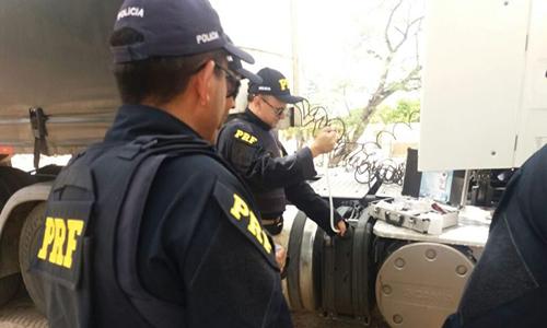 PRF realiza Operação Bodas do Caná I
